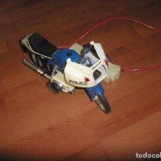 Radio Control: MOTO. CABLE DIRIGIDA GRAN TAMAÑO.. Lote 103156823