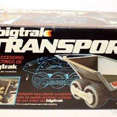 Radio Control: MB - BIGTRAK TRANSPORT - VOLQUETE BASCULANTE - NUEVO SIN ESTRENAR - BIG TRAK. Lote 103839667