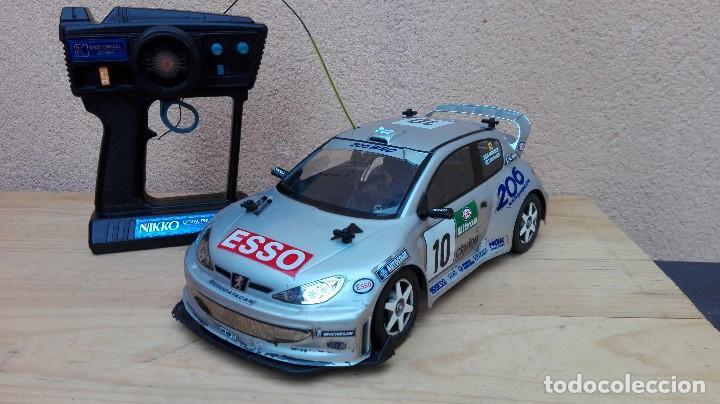 Niko 206 World Car Venta T En Rally Vendido Peugeot Radiocontrol trChdsQ