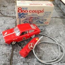 Radio Control - Seat 850 coupe cabledirigido rico en caja original - 105854375