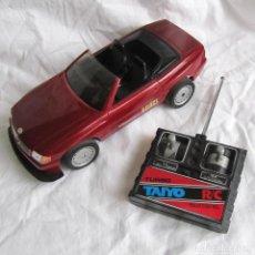 Radio Control: MERCEDES 500 SL DE TAIYO RADIO CONTROL FUNCIONANDO. Lote 106234543