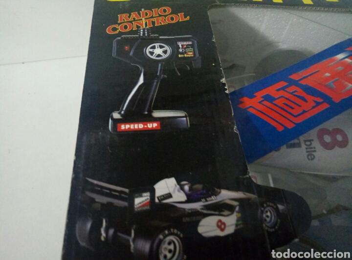Radio Control: A ESTRENAR! SUPER F1 RACER COCHE RADICONTROL PLATEADO MEDIDAS 35X17CMS VER FOTOS - Foto 2 - 106926743