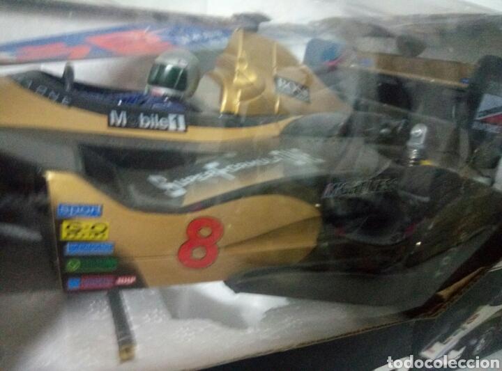 Radio Control: A ESTRENAR! SUPER F1 RACER DORADO COCHE RADICONTROL CAJA DAÑADA MEDIDAS 35X17CMS - Foto 4 - 106927088