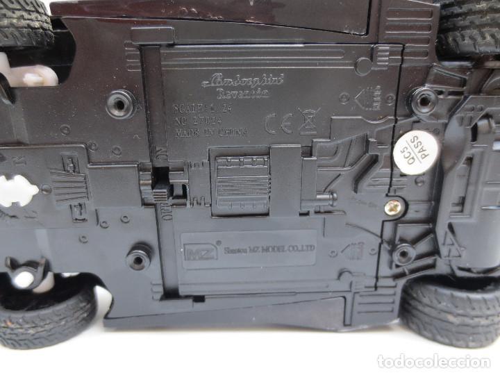 Radio Control: LAMBORGHINI REVENTON - ESCALA 1/24 - RADIO CONTROL - Foto 4 - 107078979