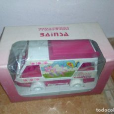 Radio Control: CARAVANA DE JUGUETE PANTERA ROSA. Lote 107356203