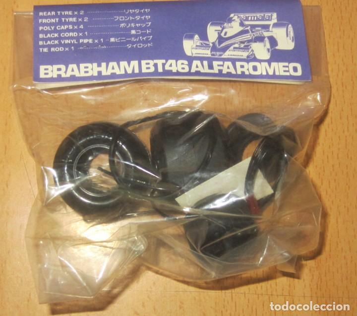 Radio Control: BRABHAM BT46 ALFA ROMEO –PARMALAT, ESCALA 1/20 TAMIYA MADE IN JAPAN DESCATALOGADO - Foto 11 - 110133619