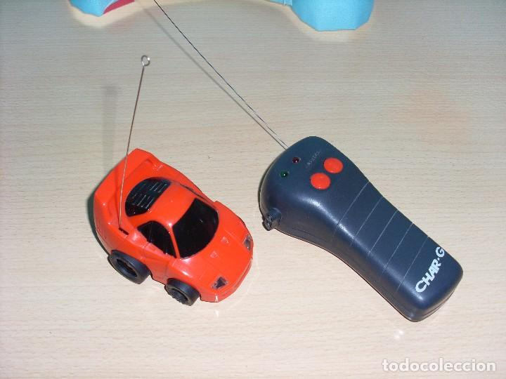 Radio Control: Tomy Char-G 1990s Radio Controlled Ferrari F40 - Foto 2 - 111478763