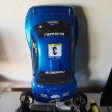 Radio Control: COCHE RC SUBARU SIN MOTOR. Lote 112163912