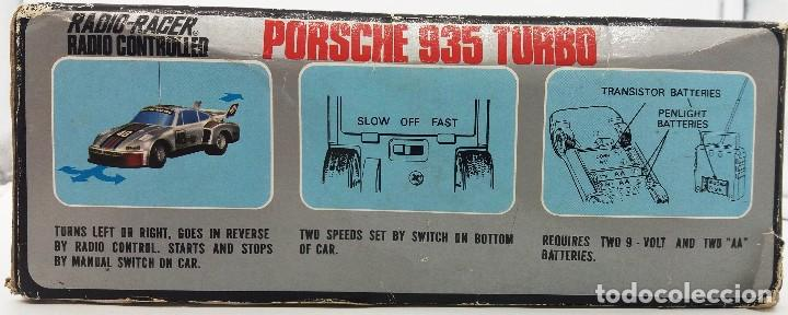Radio Control: Porsche 935 turbo Martini 48 plata de Taiyo referencia 7904-27 - FUNCIONANDO - Foto 4 - 112330683