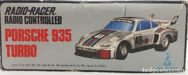 Radio Control: Porsche 935 turbo Martini 48 plata de Taiyo referencia 7904-27 - FUNCIONANDO - Foto 5 - 112330683
