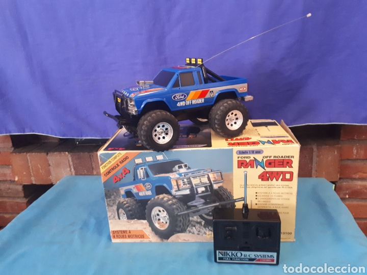 FORD RANGER 4WD NIKKO 1983 (Juguetes - Modelismo y Radiocontrol - Radiocontrol - Coches y Motos)