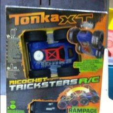 Radio Control: COCHE TONKA XT. Lote 115016903
