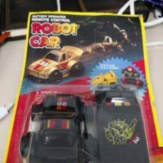 Radio Control: ROBOT CAR CONTROL VINTAGE. . Lote 117513367