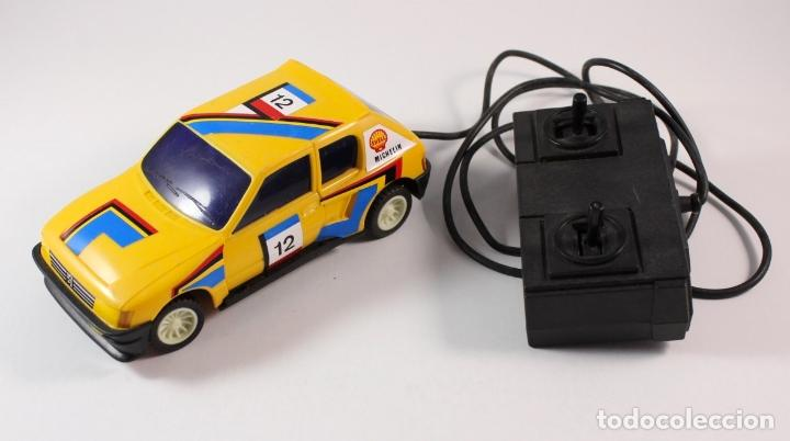 COCHE PEUGEOT 205 RADIOCONTROL - CLIM - NO FUNCIONA (Juguetes - Modelismo y Radiocontrol - Radiocontrol - Coches y Motos)