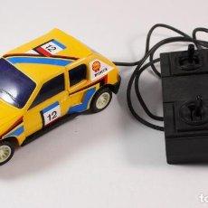 Radio Control: COCHE PEUGEOT 205 RADIOCONTROL - CLIM - NO FUNCIONA . Lote 118528815