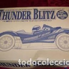 Radio Control: TAMIYA - THUNDER BLITZ BODY PARTS SET 50779 1/10. Lote 119492763