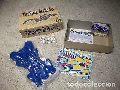 Radio Control: TAMIYA - THUNDER BLITZ BODY PARTS SET 50779 1/10 - Foto 2 - 119492763
