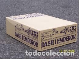 TAMIYA - DASH-1 EMPEROR BODY PARTS SET 43010 1/14 (Juguetes - Modelismo y Radiocontrol - Radiocontrol - Coches y Motos)