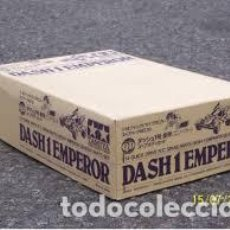 Radio Control: TAMIYA - DASH-1 EMPEROR BODY PARTS SET 43010 1/14. Lote 119492867