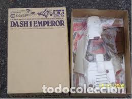 Radio Control: TAMIYA - DASH-1 EMPEROR BODY PARTS SET 43010 1/14 - Foto 2 - 119492867