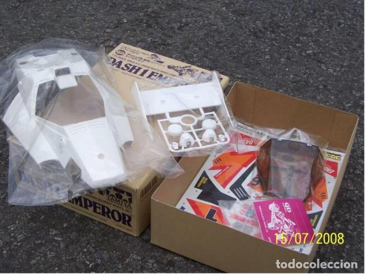 Radio Control: TAMIYA - DASH-1 EMPEROR BODY PARTS SET 43010 1/14 - Foto 4 - 119492867