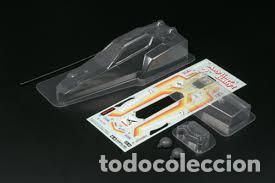 TAMIYA - THE HORNET BODY PARTS SET 40131 1/14 (Juguetes - Modelismo y Radiocontrol - Radiocontrol - Coches y Motos)