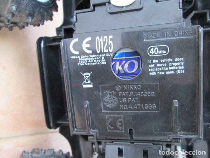 Radio Control: Coche radiocontrol Lazzer 3 de Nikko, funcionando Años 90. - Foto 3 - 119556999