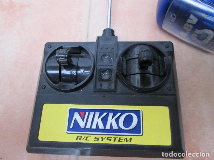 Radio Control: Coche radiocontrol Lazzer 3 de Nikko, funcionando Años 90. - Foto 6 - 119556999