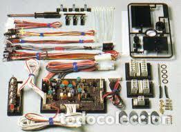 Radio Control: TAMIYA - TRACTOR TRUCK ELECTRICAL UNIT SET LIGHTS & BACKING BEEPER 1/14 56501 - Foto 2 - 139676661