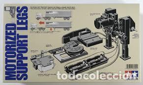 TAMIYA - MOTORICED SUPORT LEGS 1/14 56505 (Juguetes - Modelismo y Radiocontrol - Radiocontrol - Coches y Motos)