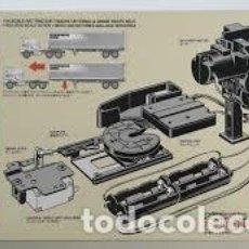 Radio Control: TAMIYA - MOTORICED SUPORT LEGS 1/14 56505. Lote 119584363
