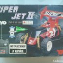 Radio Control: ANTIGUO COCHE TELEDIRIGIDO SUPER JET II , DE TAIYO , JAPON ( MADE IN JAPAN ). EN SU CAJA. Lote 120961519