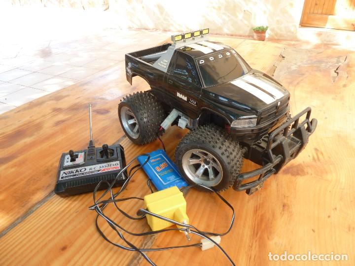 NIKKO DODGE 4X4 RADIOCONTROL (Juguetes - Modelismo y Radiocontrol - Radiocontrol - Coches y Motos)