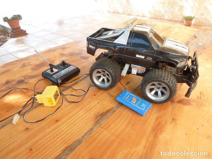 Radio Control: NIKKO DODGE 4X4 RADIOCONTROL - Foto 2 - 121464263