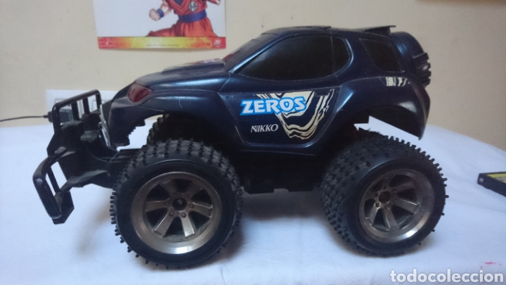 NIKKO ZEROS (Juguetes - Modelismo y Radiocontrol - Radiocontrol - Coches y Motos)