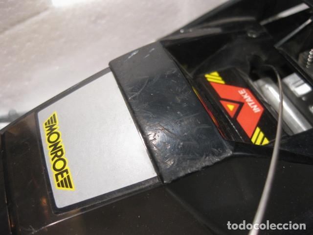 Radio Control: COCHE TELEDIRIGIDO TAMIYA SUPER SABRE EN SU CAJA - AÑOS 80 - Foto 10 - 121578643