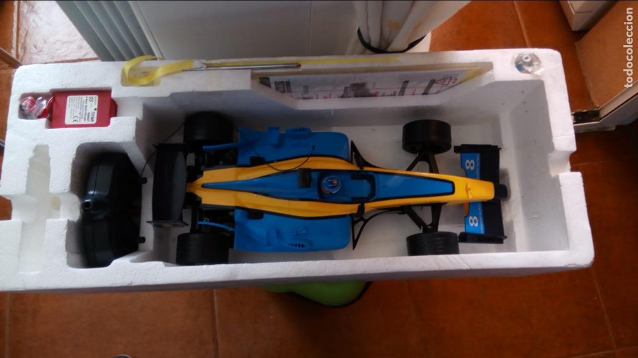 Radio Control: Renault Fernando Alonso radiocontrol - Foto 2 - 121594103