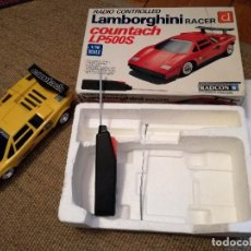 Radio Control - Lamborghini Countach LP500s radio control r/c caja - 121621039