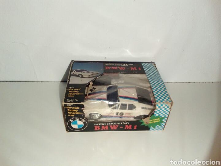 BMW M1 RC.. (Juguetes - Modelismo y Radiocontrol - Radiocontrol - Coches y Motos)