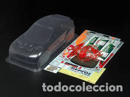 TAMIYA - TEAM REPSOLRALIART MITSUBISHI RACING LANCER BODY PARTS SET 1/10 51360 SP-1360 (Juguetes - Modelismo y Radiocontrol - Radiocontrol - Coches y Motos)