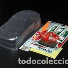 Radio Control: TAMIYA - TEAM REPSOLRALIART MITSUBISHI RACING LANCER BODY PARTS SET 1/10 51360 SP-1360. Lote 122046503