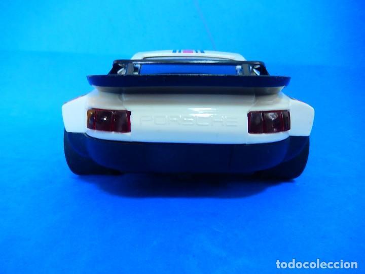Radio Control: Porche Super Turbo Clasiic 928. Radiocontrol. Radcon. Nº 5805. Fabricado en China. Escala 1/18 - Foto 9 - 122191607
