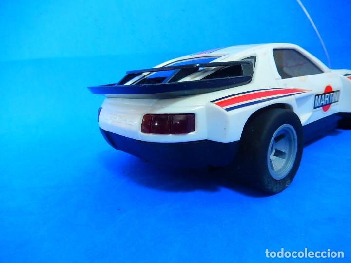 Radio Control: Porche Super Turbo Clasiic 928. Radiocontrol. Radcon. Nº 5805. Fabricado en China. Escala 1/18 - Foto 10 - 122191607