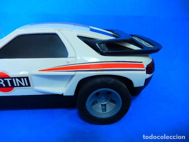 Radio Control: Porche Super Turbo Clasiic 928. Radiocontrol. Radcon. Nº 5805. Fabricado en China. Escala 1/18 - Foto 12 - 122191607