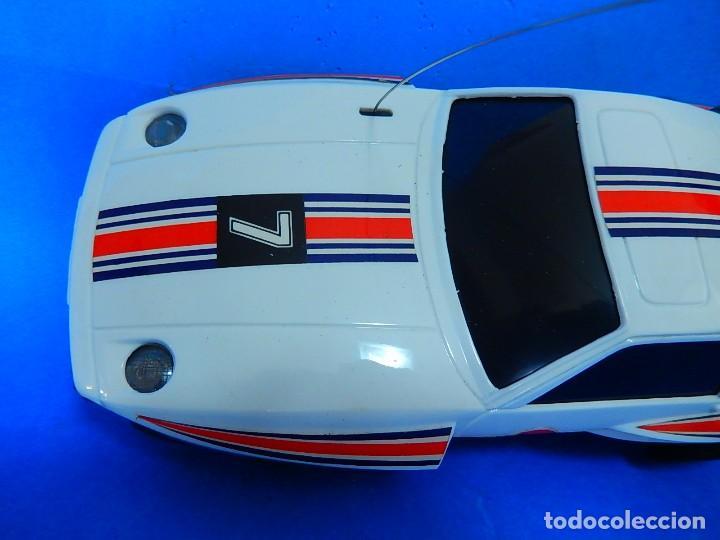 Radio Control: Porche Super Turbo Clasiic 928. Radiocontrol. Radcon. Nº 5805. Fabricado en China. Escala 1/18 - Foto 16 - 122191607