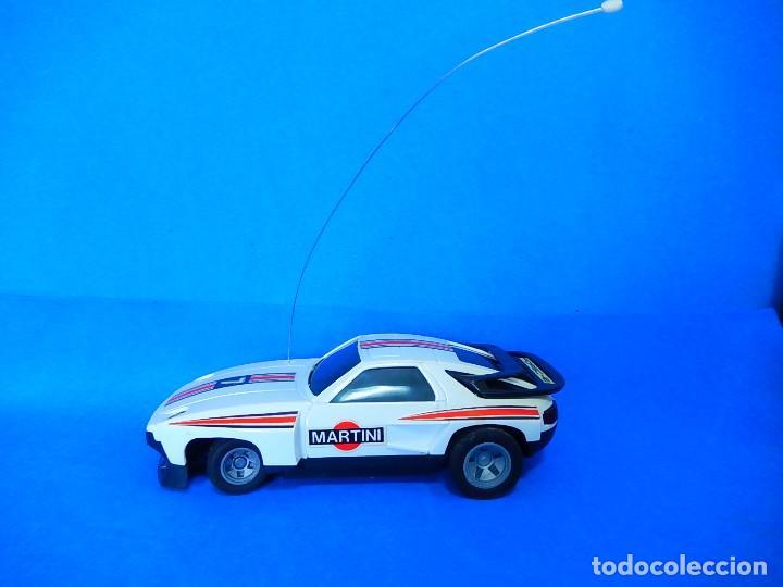 Radio Control: Porche Super Turbo Clasiic 928. Radiocontrol. Radcon. Nº 5805. Fabricado en China. Escala 1/18 - Foto 34 - 122191607