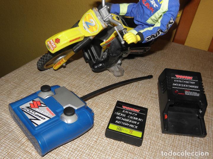 Radio Control: Moto RC Suzuki RM250. Taiyo, Bizak. - Foto 3 - 164630910