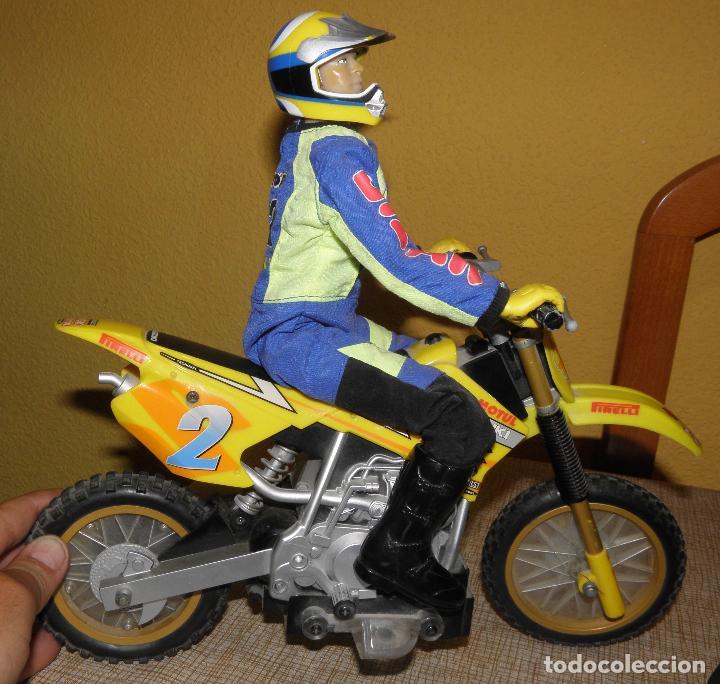 Radio Control: Moto RC Suzuki RM250. Taiyo, Bizak. - Foto 5 - 164630910