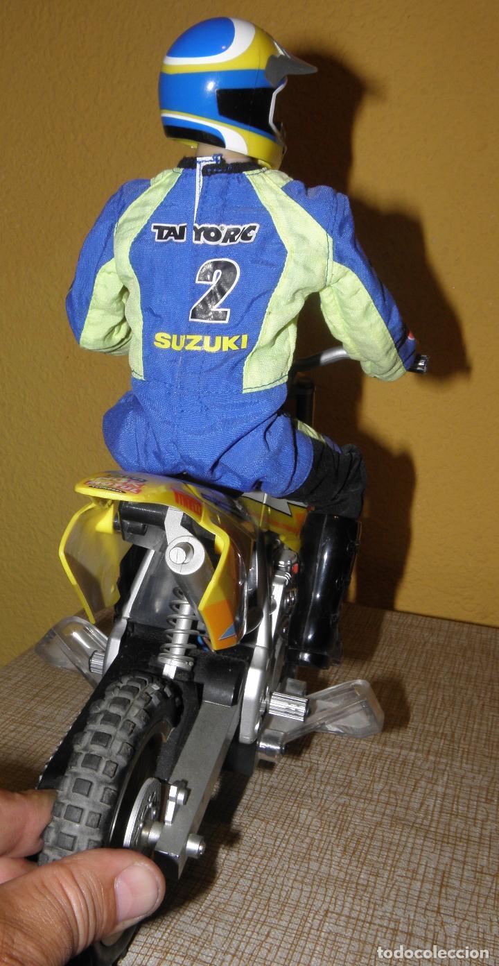 Radio Control: Moto RC Suzuki RM250. Taiyo, Bizak. - Foto 6 - 164630910
