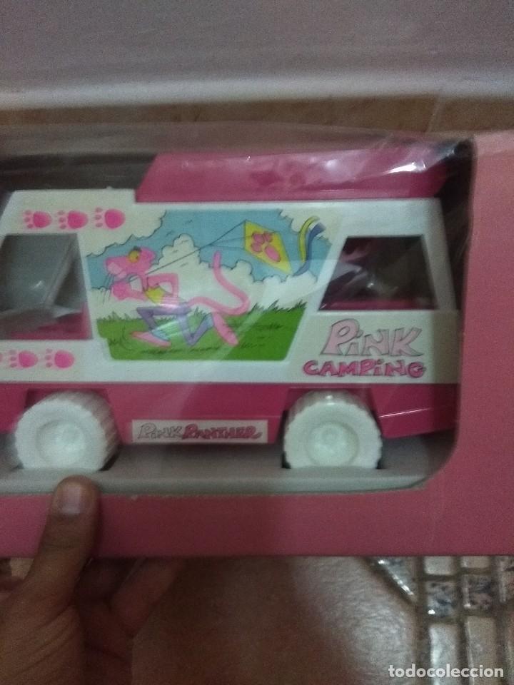 Radio Control: Caravana de juguete pantera rosa - Foto 4 - 107356203